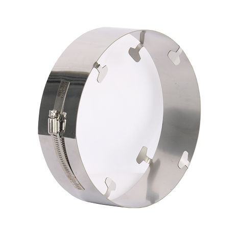 Plastic safety protector for flanges (PP)